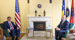 Ramush Haradinaj: Roli i Amerikës në dialog është i domosdoshëm për arritjen e marrëveshjes gjithëpërfshirëse