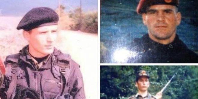 Në 22 vjetorin e rënies heroike u përkujtuan dëshmorët e kombit: Xhevat Demaku, Imer Shala dhe Bedri Demaku