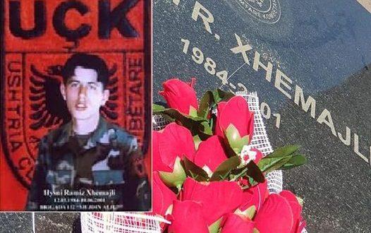 Më 10 qershor 2021 përkujtohet dëshmori i kombit, Hysni Xhemajli në 20 vjetorin e rënies heroike të tij