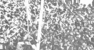 Protestat e Marsit dhe Prillit të vitit 1981