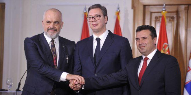 """Kosova i kërkon Shqipërisë ta anulojë takimin në Durrës, për të ashtuquajturin """"minishengen"""""""