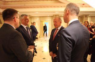 Pacolli: Ndonëse vijë nga një karrierë ndërkombëtare biznesi, Kosovës i kam ofruar ndjenjën time të shërbimit kombëtar