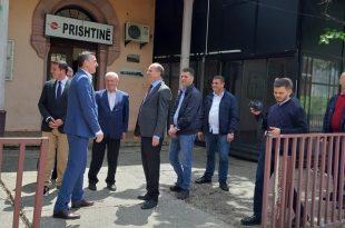 Veseli: Stacioni i trenit në Prishtinë do të bëhet muze i dëbimit të dhunshëm të shqiptarëve nga forcat serbe