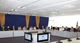 Koordinatori i Komitetit Nacional për Integrim në NATO prezanton Kornizën e Komunikimit Strategjik