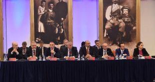 Ministri, Rrustem Berisha, po merr pjesë në konferencën e ministrave të mbrojtjes ShBA-Karta e Adriatikut, në Mal të Zi