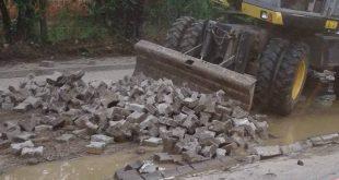 FSK –ja mbështet qytetarët e Komunës së Therandës pas vërshimeve