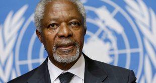Autoritetet më të larta të vendit kanë shfaqur pikëllimi e tyre për vdekjen e Kofi Ananit