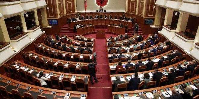 Sot u mblodhën deputetët e Kuvendit të Shqipërisë, për herë të parë pas zgjedhjeve të 25 prillit