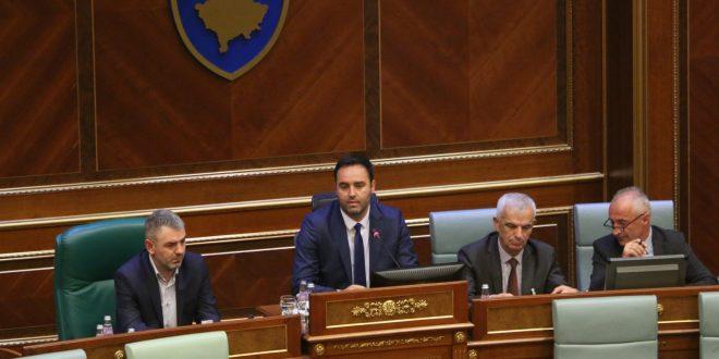 Ligji për Zgjedhje i inicuar me procedurë të përshpejtuar nga Vetëvendosje, nuk kalon në Kuvendin e Kosovës
