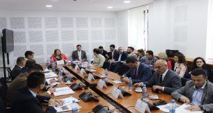 Raporti i punës para Komisionit për Zhvillim Ekonomik, Infrastrukturë, Tregti, Industri dhe Zhvillim Rajonal