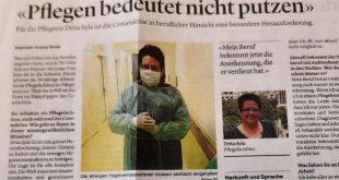Adem Lushaj: Drita Syla, deçanasja që garon për zgjedhjet që mbahen në Zvicër