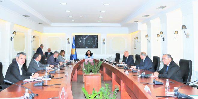 Për shkak të gjendjes me koronavirus është shtyrë mbledhja e Kryesisë së Kuvendit të Kosovës
