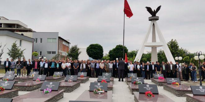 Sot me homazhe dhe nderime, janë përkujtuar dëshmorët e Komunës së Malishevës, të rënë në betejën e Rahovecit