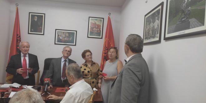 Organizata e Veteranëve të Luftës Antifashiste Nacionalçlirimtare përkujtoi 20 korrikun, ditën e formimit të Organizatës