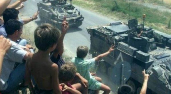22 vjet nga ndalja e bombardimeve të NATO-së kundër forcave serbe që i hapte rrugë zbarkimit të këmbësorisë në Kosovë