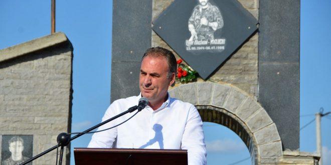 Fatmir Limaj: Rënia heroike e Ymer Alushanit ishte goditje e madhe për Ushtrinë Çlirimtare të Kosovës