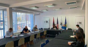 OAK priti në takim përfaqësuesin nga Programi i USAID-it për Drejtësi Komerciale