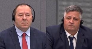 Krerët e OVL-UÇK-së, Hysni Gucati dhe Nasim Haradinaj deklarohen të pafajshëm në fillim të seancës gjyqësore