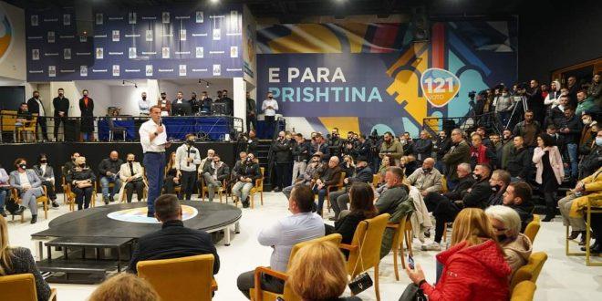 Daut Haradinaj: Arben Vitia po të mos ishte në Vetëvendosje as asamblist nuk do të kishte arritur të bëhej