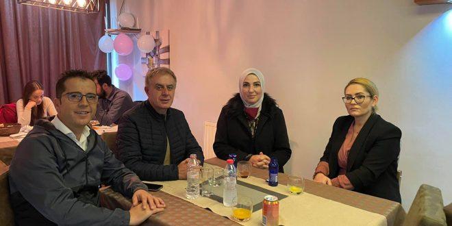 Ish-deputetja, Besa Ismaili, i ka dhënë mbështetje kandidatit të PDK-së për asamble në Malishevë, Alban Mazreku