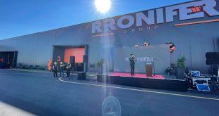 """OAK: """"RroniFer"""" SH.P.K. inauguron fabrikën e re"""