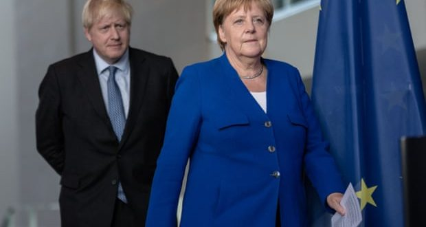 Merkel: Nuk mund të arrihet marrëveshje e Berxit veç nëse Britania e Madhe lë Irlandën Veriore në Unionin doganor