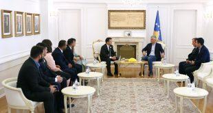 Kryetari Thaçi: Një prej arriturave më të mëdha të Kosovës është integrimi i komuniteteve në shoqëri