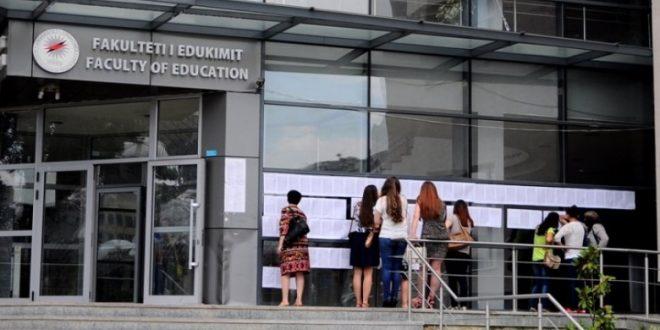 SBASHK kërkon nga MASHT që mësimdhënësve pa ngritje profesionale, t'u mundësohet kryerja e fakultetit