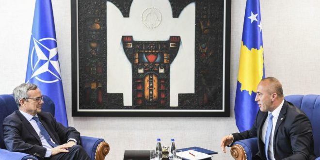 Haradinaj: Kosova do t'i jetë përjetë mirënjohës dhe asnjëherë nuk do ta harrojë ndihmën e NATO-s
