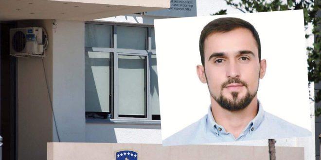 E humb jetën në një aksident trafiku Albert Krasniqi, këshilltar i ministrit të Tregtisë dhe Industrisë, Vesel Krasniqi