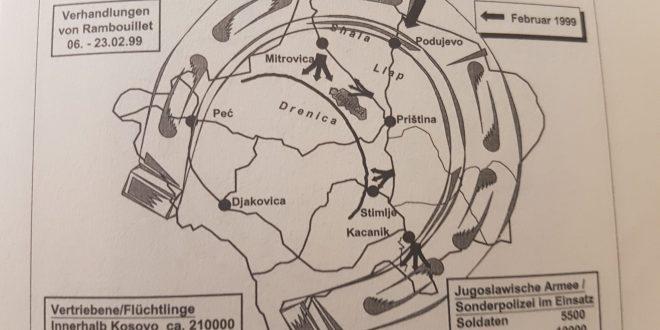 """Dr. Sylë Ukshini: PLANI """"PATKOI"""", QËLLIMI STRATETGJIK SERB I SPASTRIMIT ETNIK TË KOSOVËS V"""