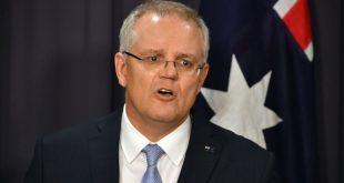 Kryeministri i Australisë, Morrison ka dënuar deklaratat e kryetarit të Turqisë, Erdogan pas masakrës në Zelandë të Re