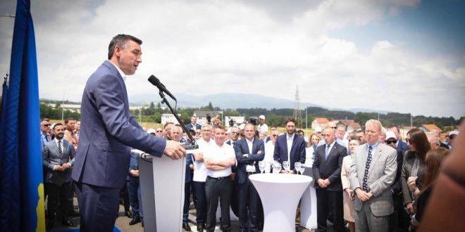 Kadri Veseli: Kosova po dëshmon se është kampione në rajon më kompletimin e infrastrukturës moderne