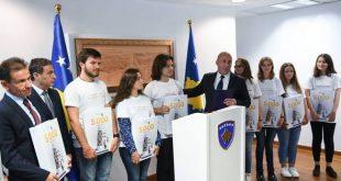 Kryeministri i vendit, Ramush Haradinaj ka premtuar ngritje të cilësisë së arsimit në Kosovë