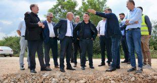 Ministri i Infrastrukturës, Pal Lekaj: Autostrada Prishtinë - Gjilan do të përfundojë në kohë rekorde