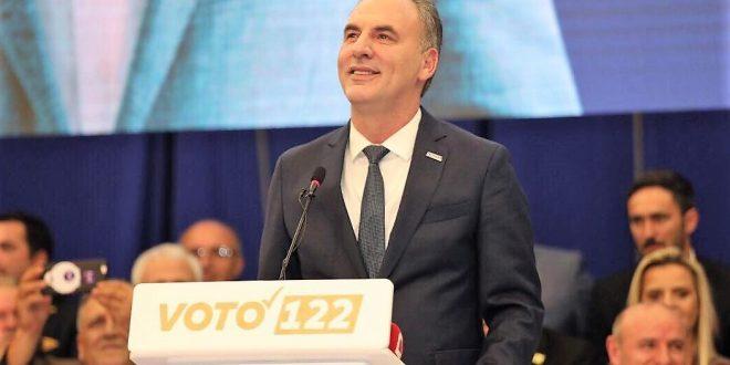 Limaj: Njerëzit janë bërë bashkë që me praninë e tyre dhanë mesazhin e madh, se boshti ynë politik, NISMA-AKR-PD