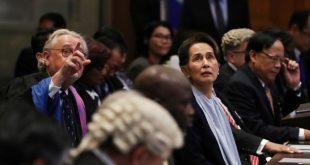 Kryetarja e Mianmarit, nobelistja, Aung San Kyi, nuk pranon akuzën për gjenocid në Gjykatën Ndërkombëtare të Drejtësisë në Hagë
