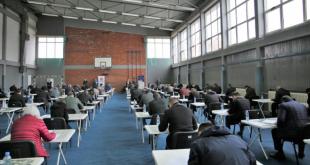 Në Akademinë e Kosovës për Siguri Publike 146 kandidatë i nënshtrohen testit për prokurorë të shtetit
