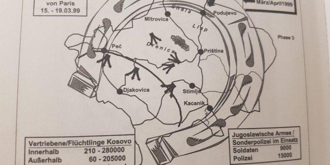 """Dr. Sylë Ukshini: PLANI """"PATKOI"""", QËLLIMI STRATETGJIK SERB I SPASTRIMIT ETNIK TË KOSOVËS III"""