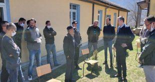 Kryetari i PDK-së, Kadri Veseli në veri të Kosovës, takoi banorët shqiptarë në komunat Leposaviq dhe Zveçan