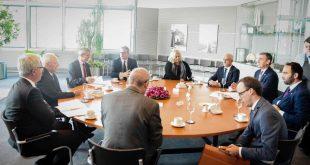 Kryetari i Kuvendit, Kadri Veseli, ka marrë mbështetjen e Gjermanisë për liberalizimin e vizave