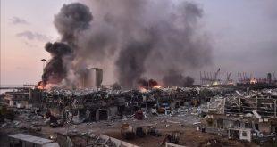 Nga shpërthimi i djeshëm në Bejrut të Libanit 100 persona e humbin jetën, ndërsa plagosën 4000 të tjerë