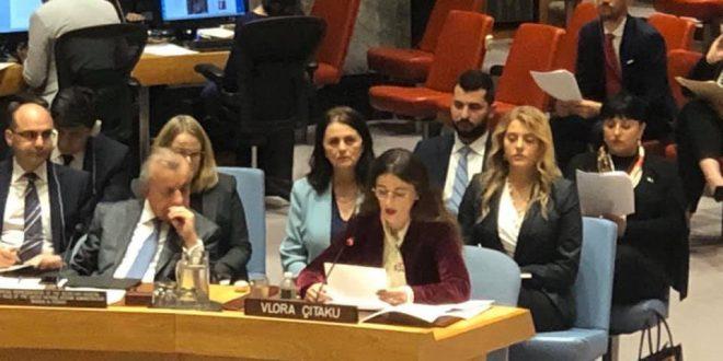 Vlora Çitaku: Qeveria e Serbisë po vazhdon të përdorë instrumente të frikësimit ndaj serbëve që jetojnë në Kosovë