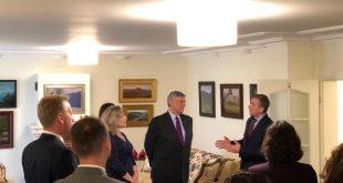 Veseli thotë se Ambasada Amerikane në Prishtinë ka qenë gjithmonë shtëpi e shpresës dhe mbështetjes