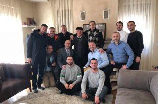 Kryeministri i Kosovës, Ramush Haradinaj, takoi Sami Lushtakun dhe Rrustem Mustafën