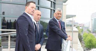 Haradinaj: Kosova nuk e ka luksin ta zëvendësoj lidershipin e dialogut nga SHBA me një lidership siç janë Lajçak e Borell