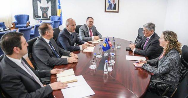 Haradinaj: Kosova mbetet e vendosur në ruajtjen e miqësisë dhe përherë besnike ndaj aleatit të saj strategjik, ShBA-së