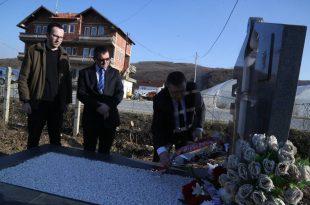 Sot është nderuar dhe përkujtuar nga Komuna e Skenderajt dëshmori i kombit, Selman Vojvoda në 29 vjetorin e rëniës