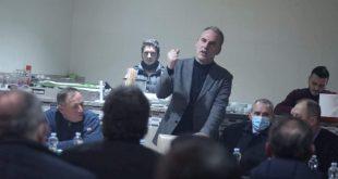 Fatmir Limaj merr përkrahje për zgjedhjet e 14 shkurtit në takim me bashkëluftëtarët në Astrazup