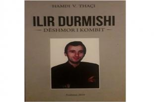 Me 11 mars 2019 përurohet libri: Ilir Durmishi Dëshmori i kombit, i autorit Hamdi Thaçi